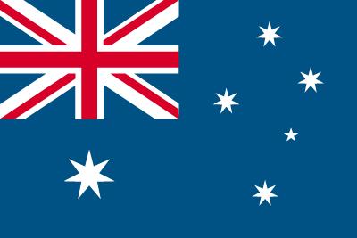 オーストラリア連邦の国旗
