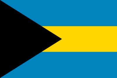 バハマ国の国旗