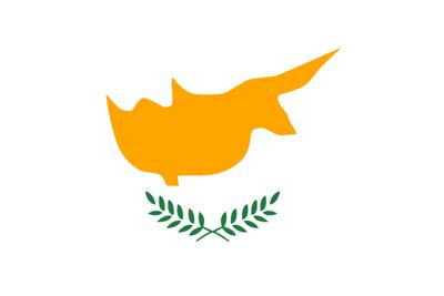 キプロス共和国の国旗
