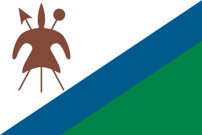 レソト王国の国旗