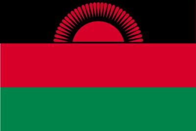 マラウイ共和国の国旗