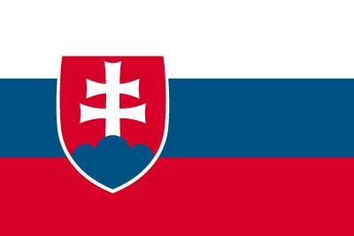 スロバキア共和国の国旗