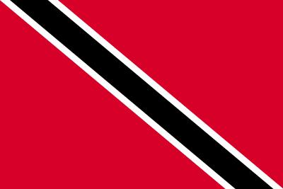 トリニダード・トバゴ共和国の国旗
